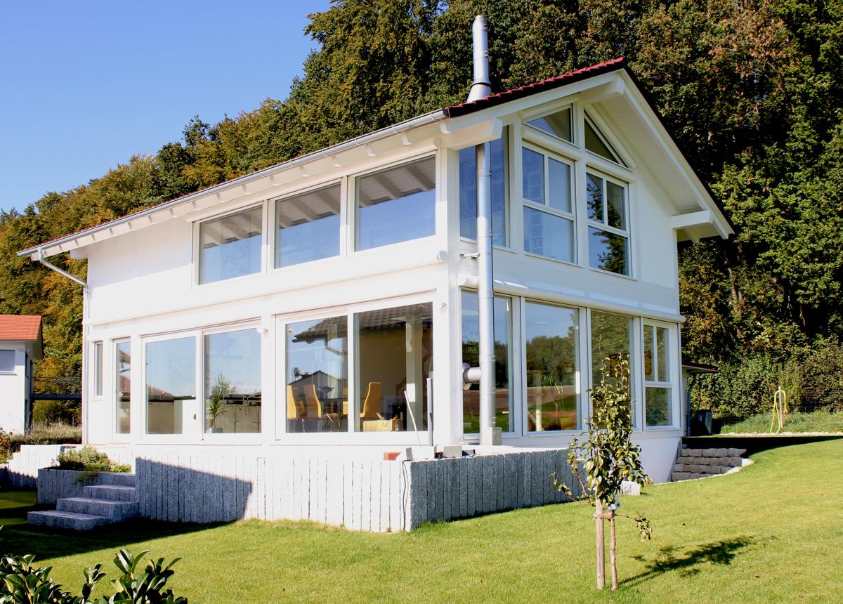 Architektenhaus glonn for Architektenhaus galerie 3