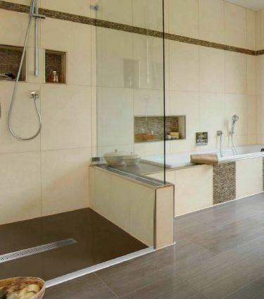 bodengleiche dusche kosten begehbare dusche mit. Black Bedroom Furniture Sets. Home Design Ideas