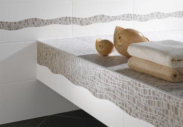 mosaikfliesen klein aber fein. Black Bedroom Furniture Sets. Home Design Ideas