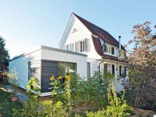 Wie man Altbauten stilsicher erweitert - bauemotion.de