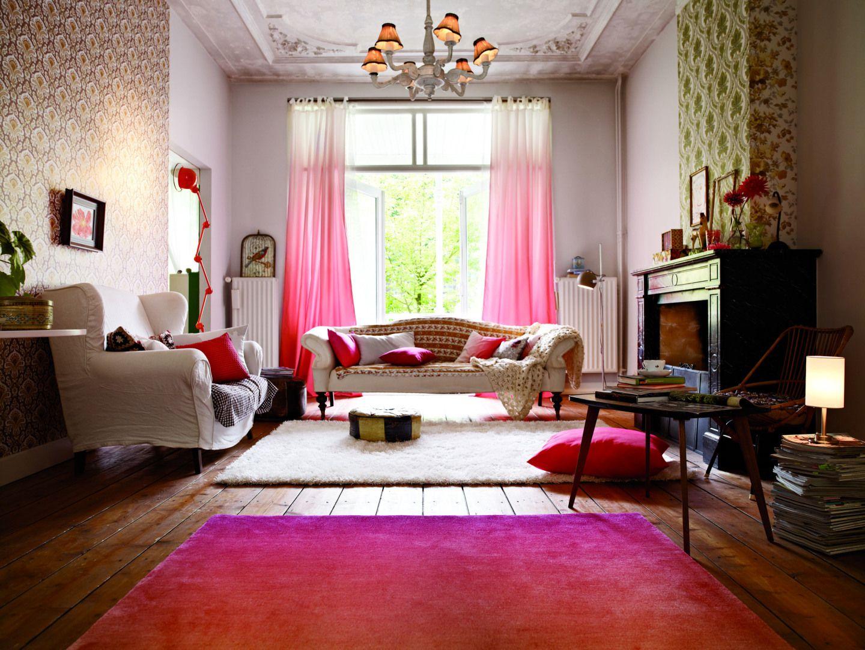 Farbenfrohes altbau wohnzimmer - Altbau wohnzimmer ...