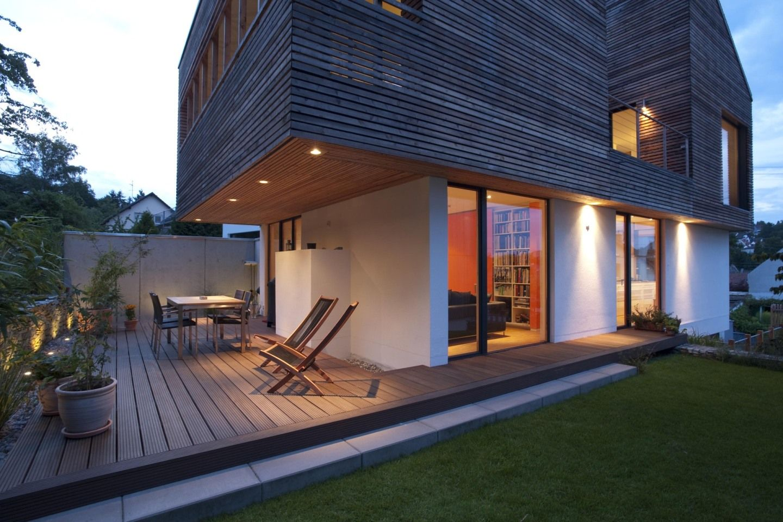 gallery of terrassen spots. Black Bedroom Furniture Sets. Home Design Ideas