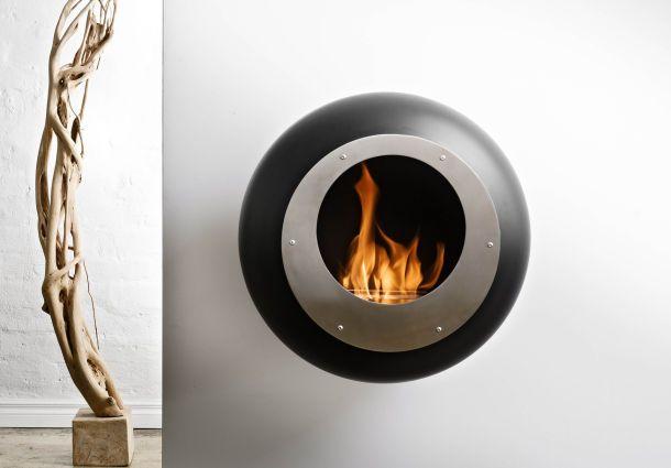 stylisch und warm die zehn sch nsten design kamine. Black Bedroom Furniture Sets. Home Design Ideas
