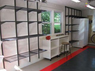 Umgebaute Garage: Stauraum Ist Mangelware