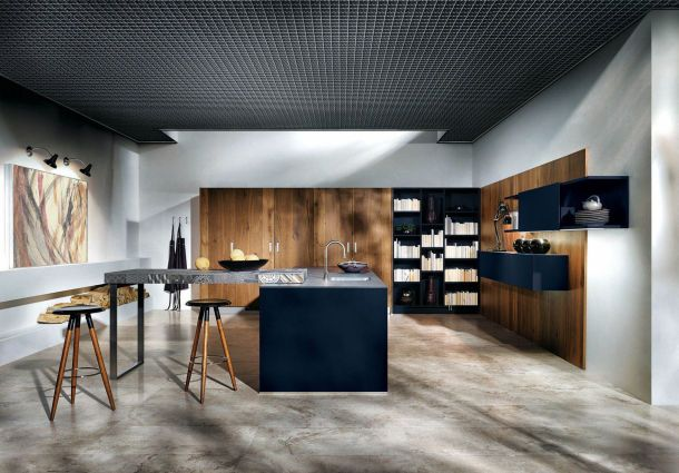 Die Einbauküche Perfekt Bis Ins Detail Bauemotion