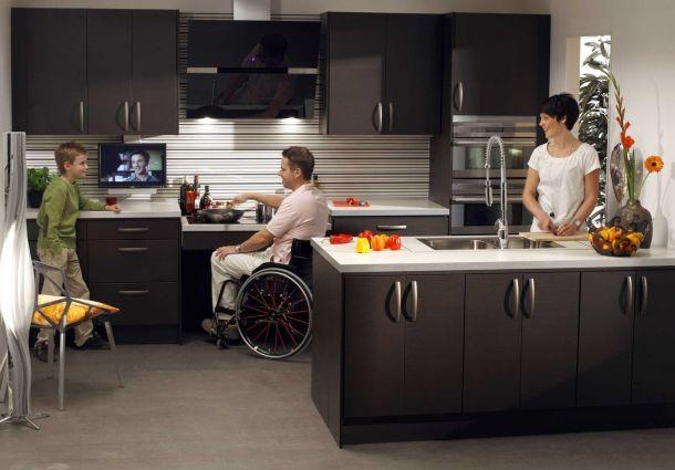 barrierefreies bauen die wichtigsten themen als checkliste. Black Bedroom Furniture Sets. Home Design Ideas