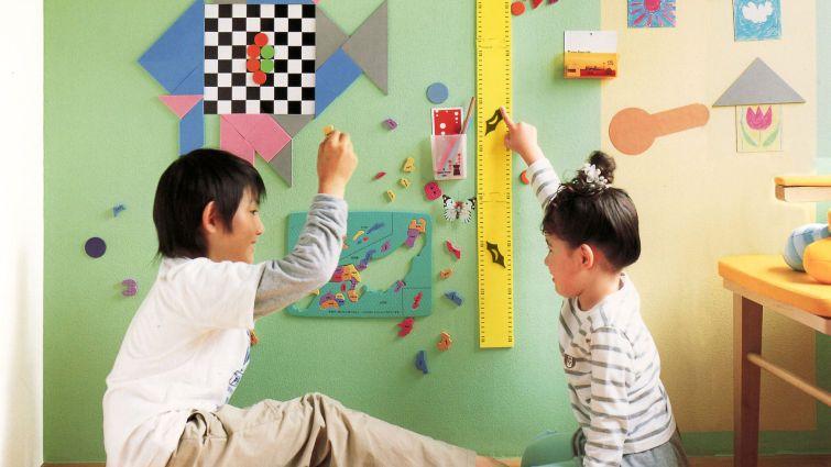 kinderzimmer vorsicht bei der wahl der farbe. Black Bedroom Furniture Sets. Home Design Ideas