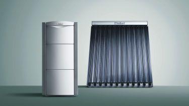 Solarthermie: Wärme von der Sonne für warmes Wasser und Heizung ...