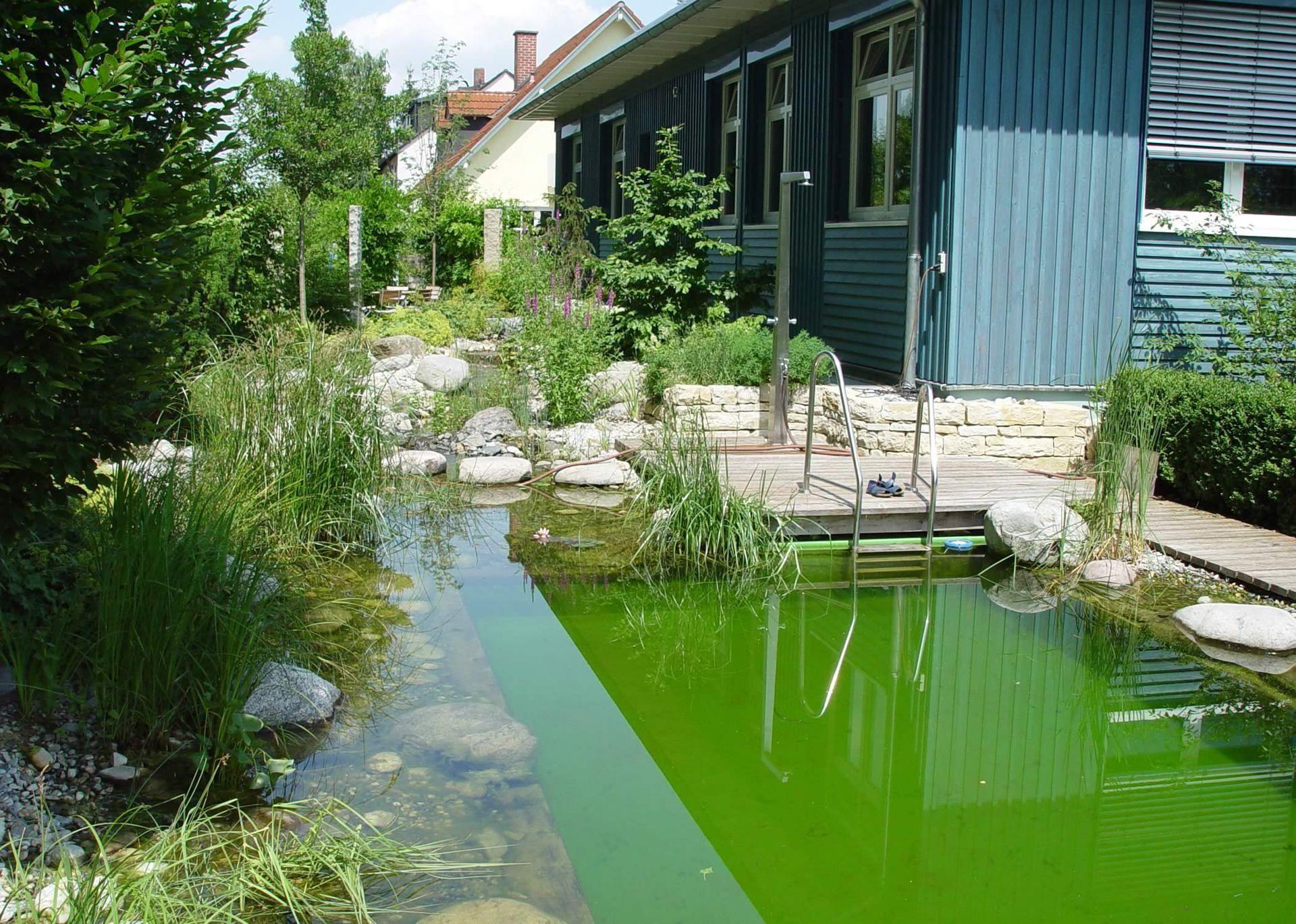 Garten Und Schwimmteiche Selbst Anlegen Bauemotion De