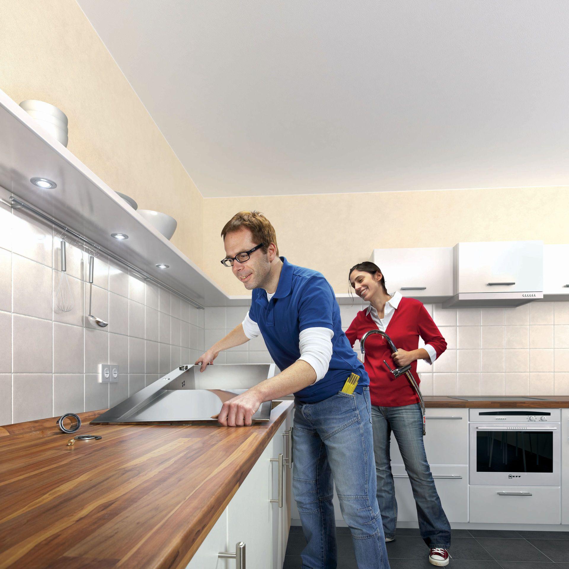 Küchenarbeitsplatte austauschen - bauemotion.de