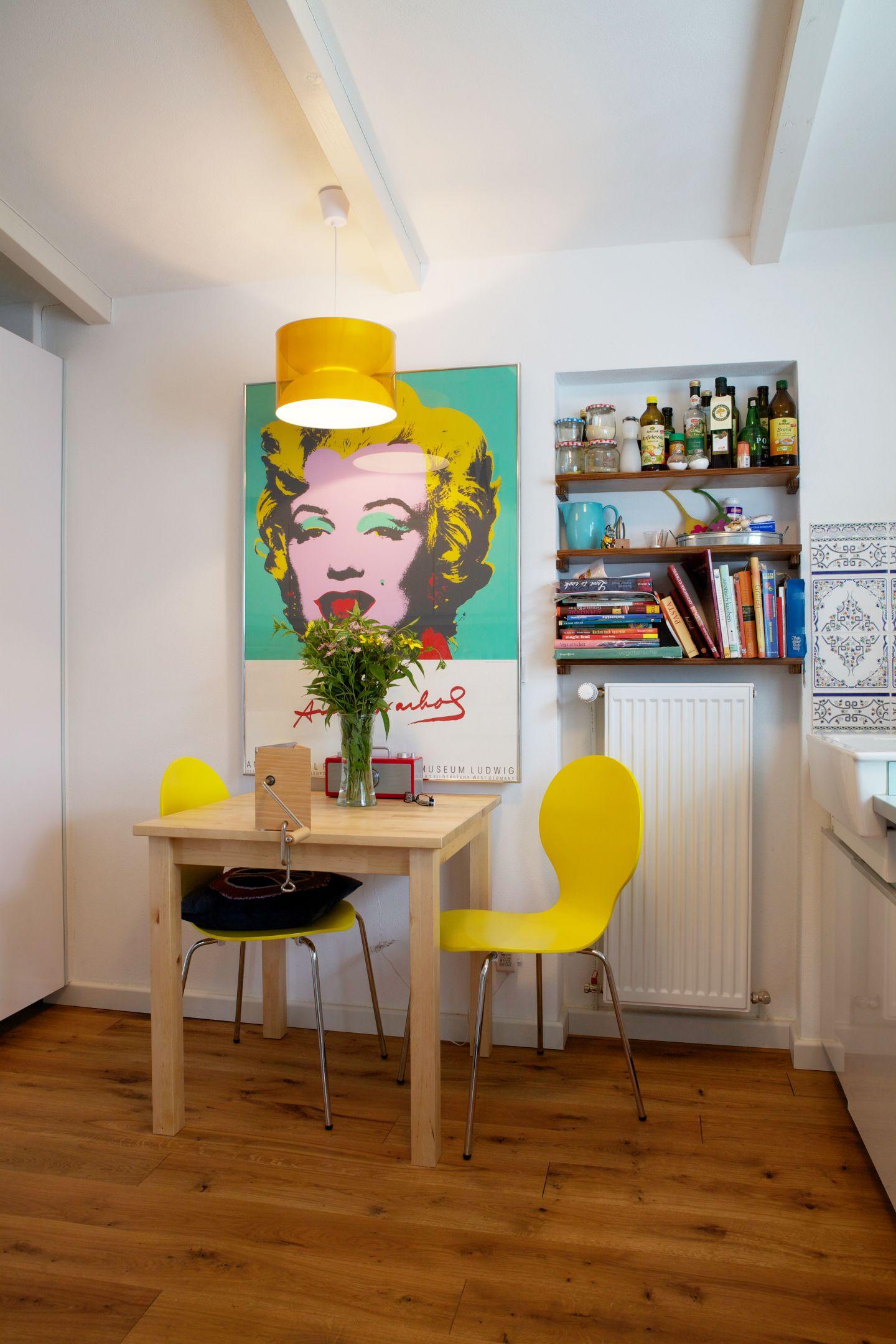 esszimmer f r zwei. Black Bedroom Furniture Sets. Home Design Ideas