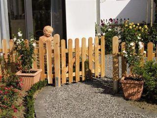 Holzzaun: Schöner Sichtschutz Zum Selbstbauen