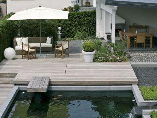 terrassengestaltung sch nes licht f r laue sommerabende. Black Bedroom Furniture Sets. Home Design Ideas