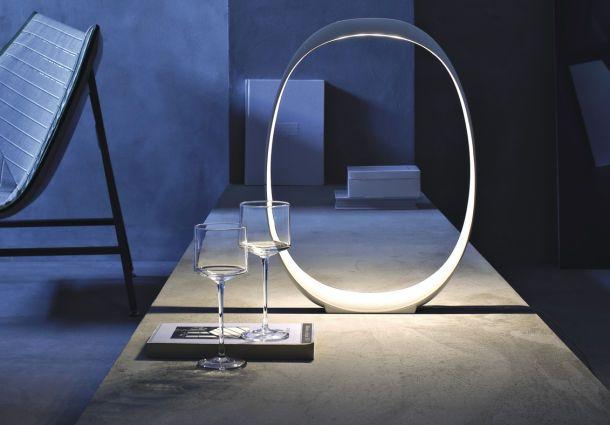 leuchten tragen zur wirkung von r umen bei. Black Bedroom Furniture Sets. Home Design Ideas